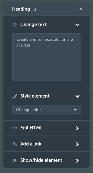 Rm Editor Styling